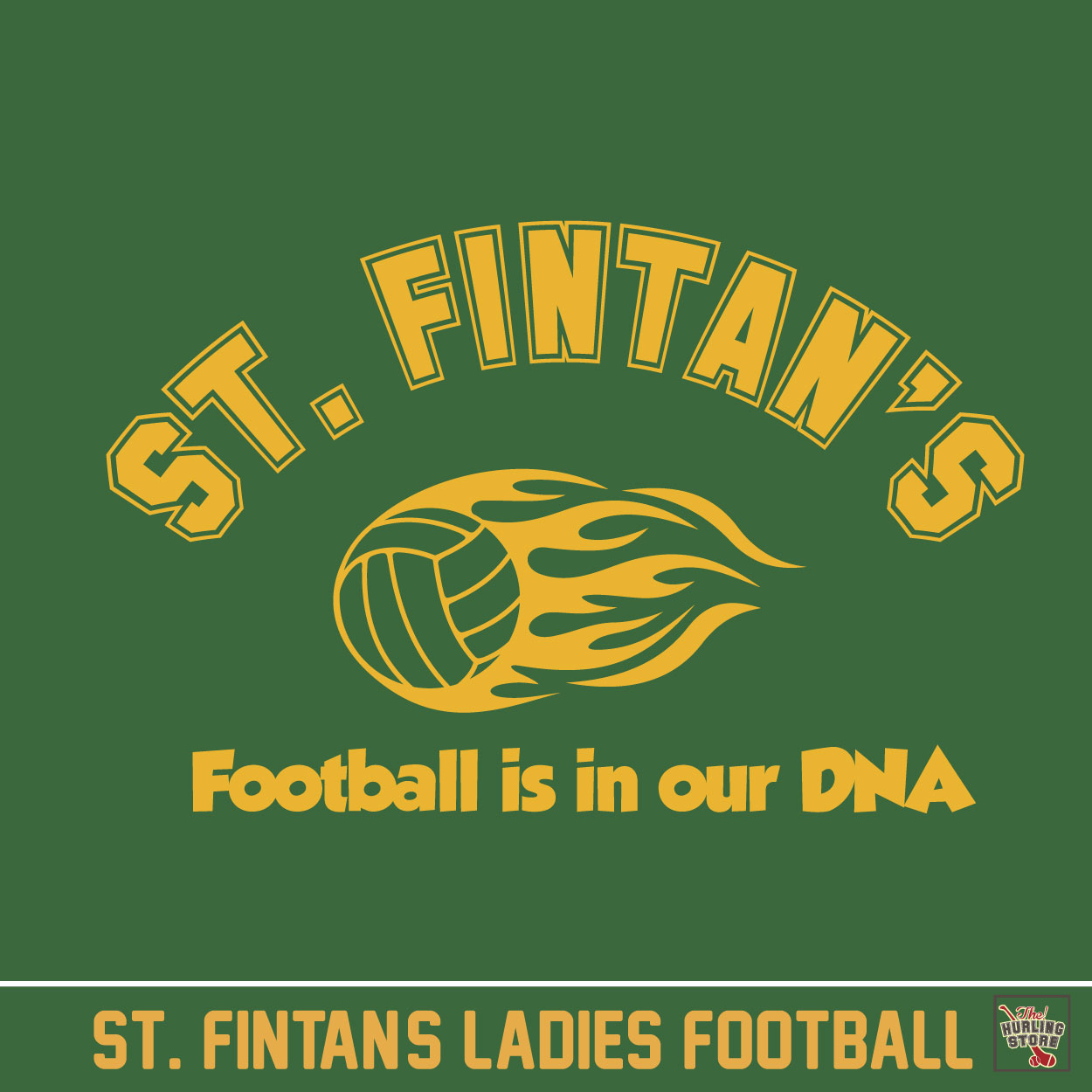 St. Fintans Ladies Football